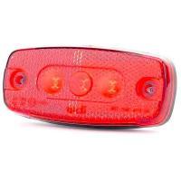 Led-takaäärivalo, punainen 12 V