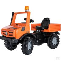 Polkuauto Mercedes-Benz Unimog, Rolly Toys