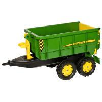 John Deere -perävaunu polkutraktoriin - Rolly Toys