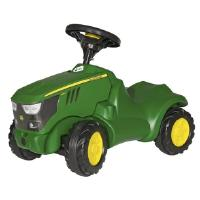 John Deere 6150R -Minitrac potkutraktori, Rolly Toys
