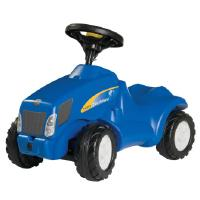 New Holland T6010 -Minitrac potkutraktori, Rolly Toys