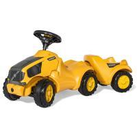 Volvo -Minitrac potkutraktori perävaunulla, Rolly Toys