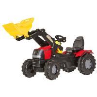 Case Puma CVX 240 -polkutraktori etukuormaajalla, Rolly Toys