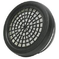 Kokonaamari (silikoni) 731-S, Climax - Hiukkassuodatin P3