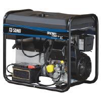 Aggregaatti 230 V & 400 V / 3,7 kW & 10 kW, SDMO