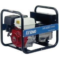 Aggregaatti Honda HX6000 230 V / 6 kW - SDMO