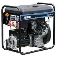 Aggregaatti Technic 20000 TE AVR, 230 V & 400 V / 3,7 kW & 15,2 kW - SDMO