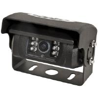 Peruutuskamerasarja 12 / 24 V, CRX - Varaosa: moottorikamera sulkijaläpällä