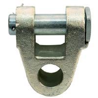 Hydraulinen työntövarsi 105/35-505-960 - Tarvike: nivelpää tapilla CAT3 32,3 mm
