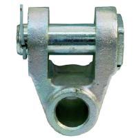 Hydraulinen työntövarsi 105/35-505-960 - Tarvike: nivelpää tapilla NH 28,2 mm