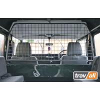 Koiraverkko autoon - Land Rover 90 HT / 110 HT ja Defender 90 / 110 HT (1983-1990-2007->), Travall
