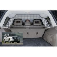 Koiraverkko autoon - Jeep Patriot (2007->), Travall