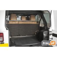 Koiraverkko autoon - Jeep Wrangler Unlimited 4-ov (JK, 2007->), Travall