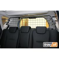 Koiraverkko autoon - Toyota Verso S 5-paik (2011-> ), Travall