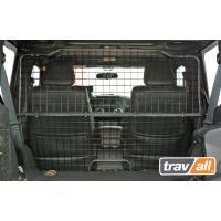 Koiraverkko autoon - Jeep Wrangler 2-ov (JK, 2007-2010), Travall