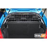 Koiraverkko autoon - Peugeot 208 hatchback (2012->), Travall