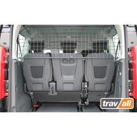 Koiraverkko autoon - Peugeot Expert Teepee ( 2007->), Travall