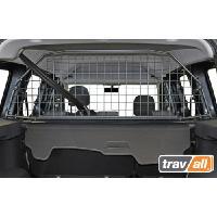 Koiraverkko autoon  - Dacia Dokker (2013->), Travall