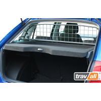 Koiraverkko autoon - Skoda Rapid Spaceback (2012->), Travall