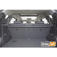 Koiraverkko autoon - Hyundai Santa Fe 7-paik (2012->), Travall