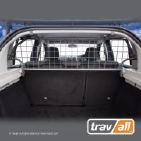 Koiraverkko autoon - Dacia Sandero hatchback 5-ov (2012->), Travall