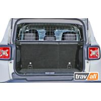 Koiraverkko autoon - Jeep Renegade (2014->), Travall
