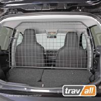 Koiraverkko autoon - Volkswagen Up / Seat Mii /Skoda Citigo, 3/5-ov. HB (2011-2016->), Travall