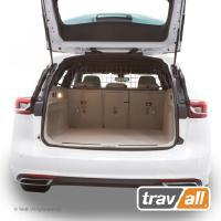 Koiraverkko autoon - Opel Insignia SportsTourer (2017->) ei kattoluukkua, Travall