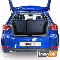 Koiraverkko autoon - Seat Ibiza Hatchback / SC (2017->), Travall