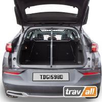 Tilanjakaja - Opel Grandland X (2017->), Travall