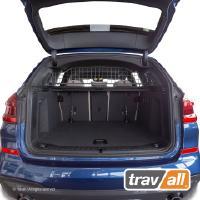 Koiraverkko autoon - BMW X3 (2017->), Travall