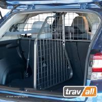 Tilanjakaja - Subaru XV Crosstrek (2017->), Travall