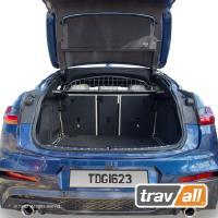 Koiraverkko autoon - BMW X4 (2018->), Travall