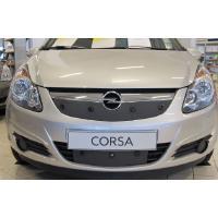 Maskisuoja Opel Corsa (vm. 2006-2010), Tammer-Suoja