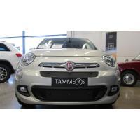 Maskisuoja Fiat 500X (2015->), Tammer-Suoja