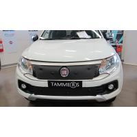 Maskisuoja Fiat Fullback (2016->), Tammer-Suoja