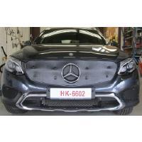Maskisuoja Mercedes-Benz GLC (2015->), Tammer-Suoja