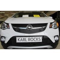 Maskisuoja Opel Karl Rocks (vm. 2017->), Tammer-Suoja
