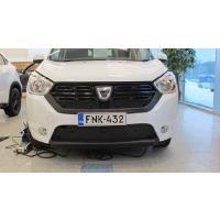 Maskisuoja Dacia Dokker Van (2018->), Tammer-Suoja