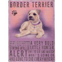"""Kyltti """"Border Terrier"""""""