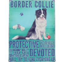 "Kyltti "" Border Collie"""