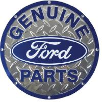 "Kyltti ""Ford genuine parts"""