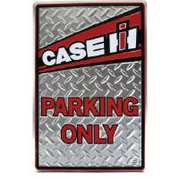 "Kyltti ""Case parking only"""