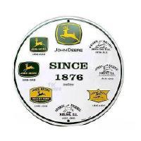 Kyltti John Deere-logolla