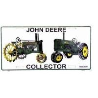 "Kyltti ""John Deere Collector"""