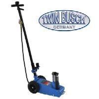 Paineilmatoiminen hallitunkki 22 t, Twin Busch