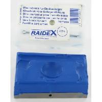 Väriliitu astutusvaljaisiin (sininen), Raidex