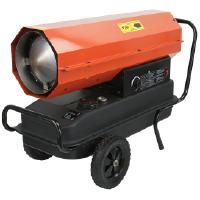 Hallilämmitin 30 kW (öljy)